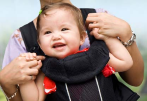istock-Baby in carrier-resized-600