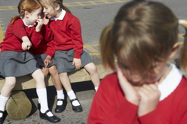 5 Ways To Help Your Daughter Deal With School Bullies